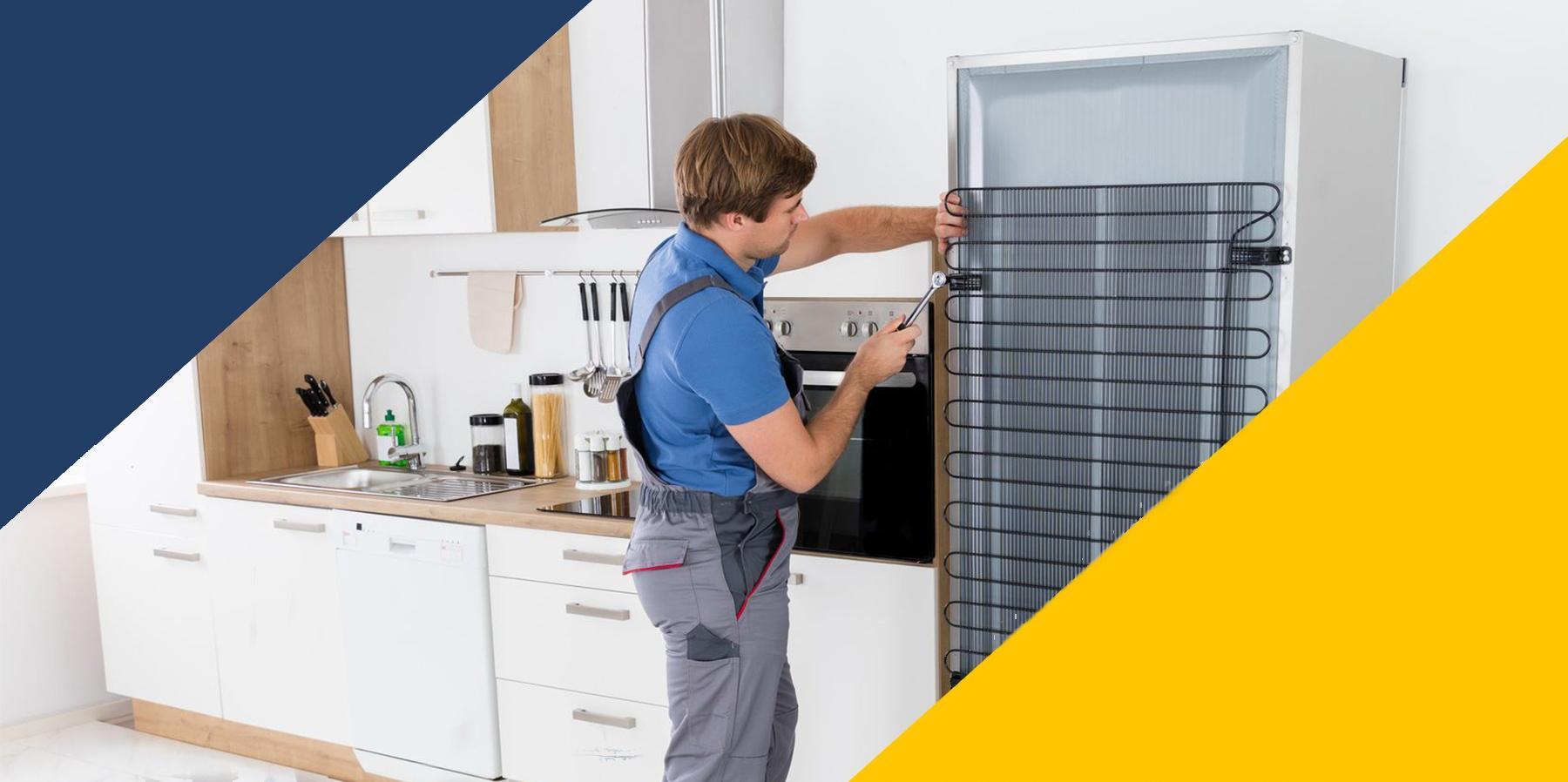 мастер по ремонту холодильников